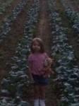 Camille in Spring Garden