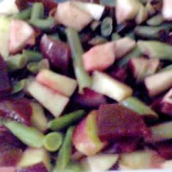 BeetBeanAppleSalad