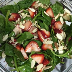 StrawberrySpinachSalad